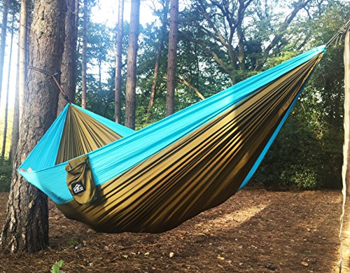 ENO Double Nest Hammock video review - Tactical Distributors - YouTube