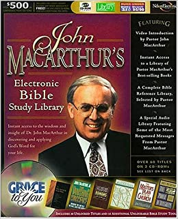 The John MacArthur Study Library for Mobile - Free ...