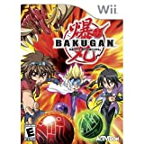 Bakugan Battle Brawlers [Nintendo Wii]