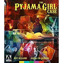 The Pyjama Girl Case [Blu-ray]