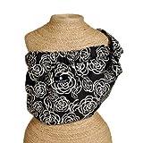 Balboa Baby Dr. Sears Adjustable Sling, Black Camellia Color: Black Camellia Infant, Baby, Child