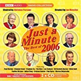 """""""Just a Minute"""": The Best of 2006 (BBC Audio)"""