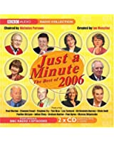 """Just a Minute"": The Best of 2006 (BBC Audio)"