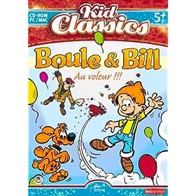 Boule & Bill   Au voleur   Jeux PC & Mac Miloune preview 0