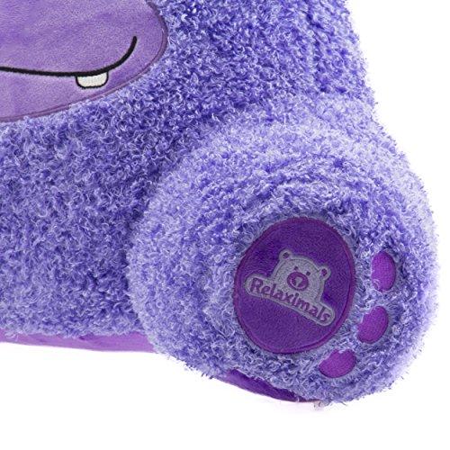 Decorative Reading Pillow : Relaximals Hippo Kids Reading Pillow Home Garden Decor Backrest Pillows