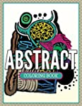 Abstract Coloring Book: Coloring Book...