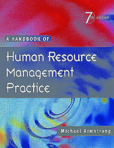 Michael Armstrong - A Handbook of Human Resource Management Practice