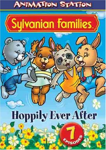 Sylvanian Families - Hoppily Ever After [DVD] [Region 1] [US Import] [NTSC]