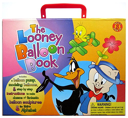The Looney Balloon Book - 1