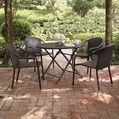 Palm Harbor 5 Piece Café' Dining Set picture