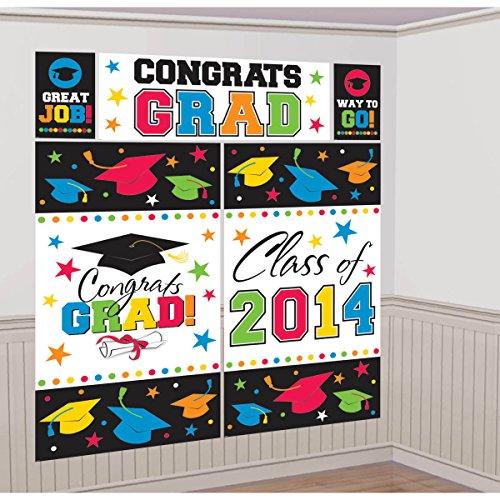 2014 Graduation Scene Setter Kit