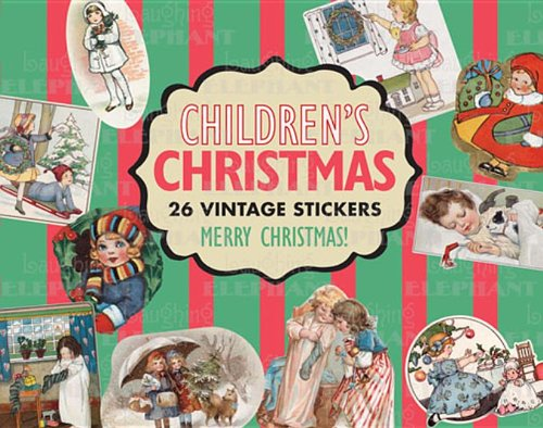 Children's Christmas Stickers (Holiday Stickers)
