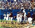 1971 Pittsburgh Pirates autographed photo (18 signatures World Champions) 8x10 Bill Mazeroski, Steve Blass, Al Oliver, more