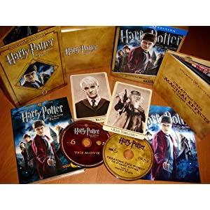 [Warner] [Blu-ray] Harry Potter - Ultimate Edition - Page 3 61H42L3vd3L._AA300_