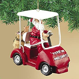 """""""FORE THE HOLIDAYS"""" Ornament"""