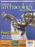 img - for Current Archaelology (August 2013,Fowl Burial) book / textbook / text book