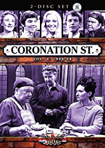 Coronation Street - The 60's - Volume 4 - 1966-1968