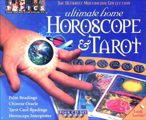 Ultimate Home Horoscope & Tarot (4 CD-ROM)