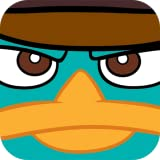 Agent P DoofenDASH (Kindle Fire Edition)