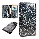 DooDa PU Leather Case Cover For Micromax Canvas Viva A72