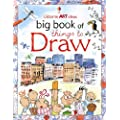 Usborne Big Book of Things to Draw (Art Ideas) (Usborne Art Ideas)