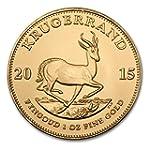 Krugerrand 2010, 1 oz, Gold Coin - Bu...