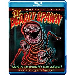 Deadly Spawn: Millennium Edition [Blu-ray]