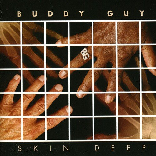 CD : Buddy Guy - Skin Deep (Germany - Import)