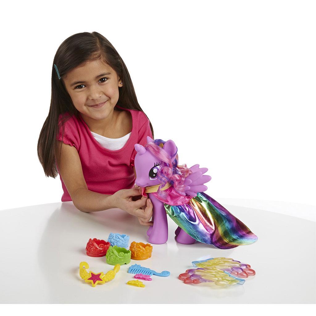 Rainbow My Little Pony Princess Twilight Sparkle Toy