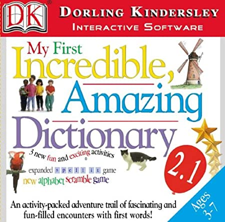 My First Incredible Amazing Dictionary 2.2