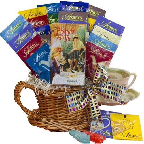 Art of Appreciation Gift Baskets Spot of Tea