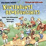 Image de Kunterbunte Bewegungshits: Playback-CD