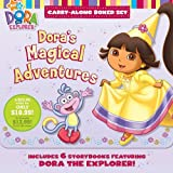 Dora's Magical Adventures: A Carry-Along Boxed Set (Dora the Explorer)
