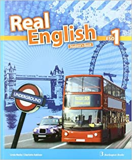 Real English. Student's Book. 1º ESO: Amazon.es: Marks
