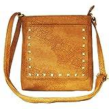 Madame Exclusive Beige Sling Bag