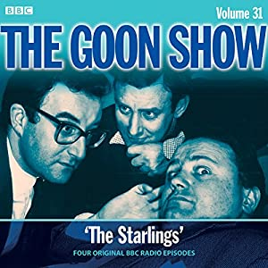 The Goon Show: Volume 31 Radio/TV Program