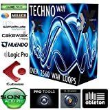 Techno Giant - WAV PACK - For - Ableton live / Cubase / Apple Logic / Pro Tools or any DAW