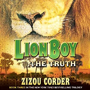 Lionboy Audiobook