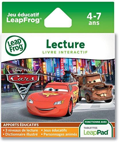 Imagen principal de Cars 2 89030 (versión en francés)
