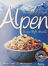 weeta BIX Alpen cereales sin azúcar 560g, 1er Pack (1x 560g)