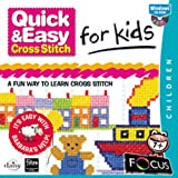 Quick & Easy CrossStich for Kids