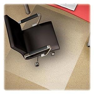 Polycarbonate Chair Mat Size 46 W X 60 D Carpet C