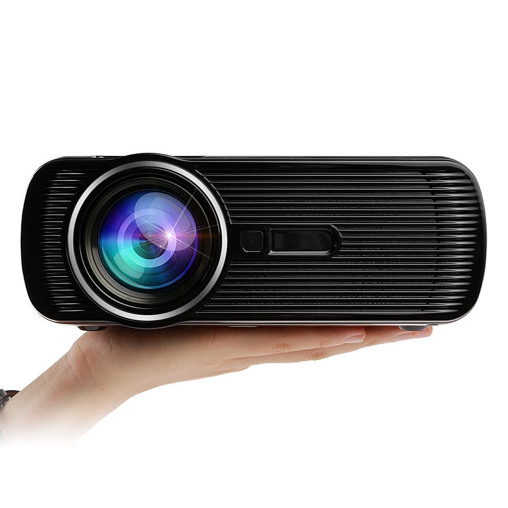 Fastfox Hd Projector Full Color 720p 3000 Lumens Analog Tv: Top 20 Best Home Theater Projectors Reviews 2019-2020 On