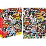 Aquarius DC Comics- Wonder Woman Puzzle