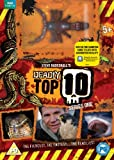 Deadly 60 - Deadly Top 10 - Series 1 (Limited Edition with Scorpion Micro Figure & Augmented Reality Cover) [DVD]
