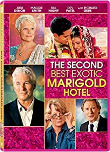 The Second Best Exotic Marigold Hotel by 20th Century Fox