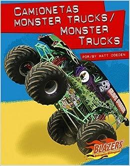 Camionetas monster trucks / Monster Trucks (Caballos de fuerza