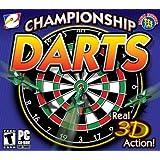 Championship Darts - Jewel Case (PC)