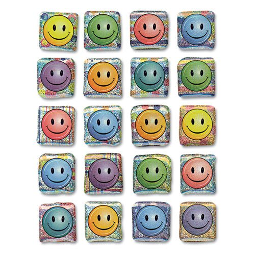 CKC1648 - Creativity Street Peel and Stick Gemstone Stickers