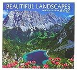 2015 Wall Calendar - 16 Month Beautiful Landscapes Design